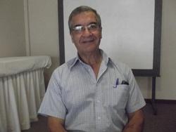 Con el Dr. Alberto García  Villanueva. Médico alergista