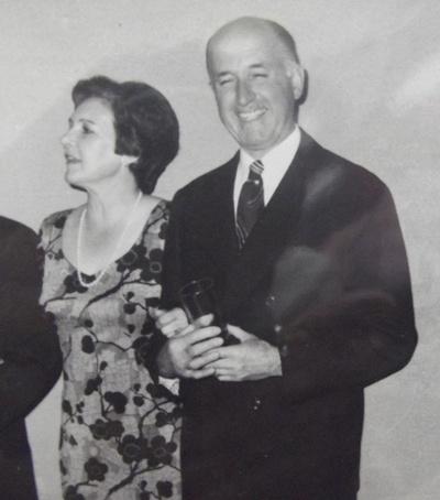 El Dr. y su esposa