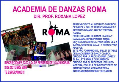 danzas roma