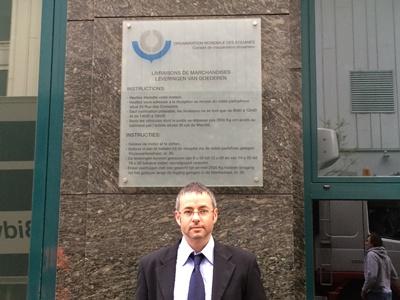 Dr. Diego Juanicotenea asume el martes como Jefe de Aduana en Salto