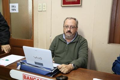 José Luis, el presidente de Nacional