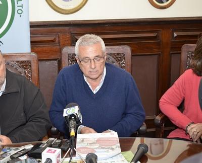 Ing. Agr. Danilo Bartaburu Foto Archivos de EL PUEBLO