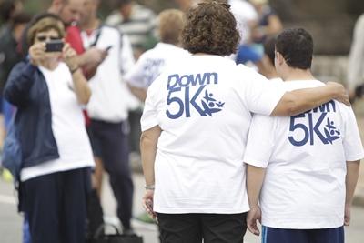 Uruguay acoge una carrera solidaria para dar visibilidad al Síndrome de Down