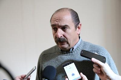 Dr. Adolfo Casaretto, técnico del SUL