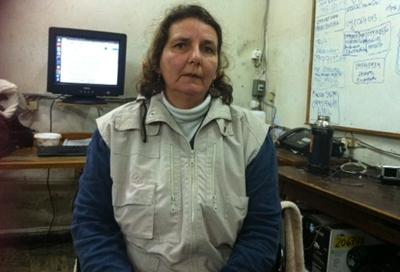 Directora de la Unidad de Zoonosis y Vectores Gabriela Willat