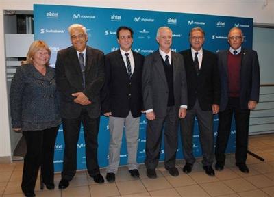 Femi: Directivos de FEMI junto al Ministro de Salud Pública Dr. Jorge Basso