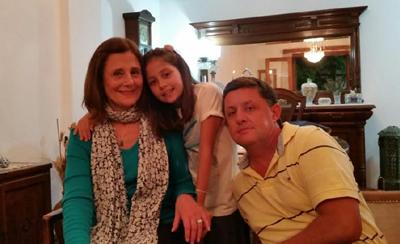 foto de Cecilia Chiara, mama de Alfredo Berretta