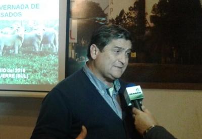 Ing. Agr. Jorge Aguerre
