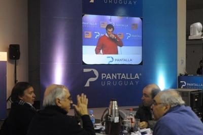 Pantalla Uruguay abrió ayer su remate mensual desde la Rural del Prado