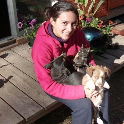 INFORME - Psic Ana Claudia Acosta con sus mascotas 2