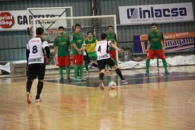 Ferro Carril F.C Fútbol Sala vuelve a jugar de visitante en la ciudad de Dolores el próximo domingo a la hora 20,00 enfrentando al local en busca de tres puntos claves.
