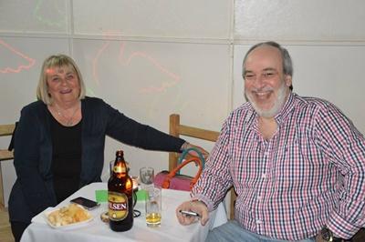 Gloria Nicola y Nelson Rodríguez Igorra