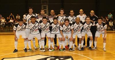 Equipo de Ferro Carril F.C  Fútbol Sala, que tras su goleada por 8 a 1 el pasado domingo en Lagomar ante su similar de Parque Cubano, ahora se encuentra a una victoria de conseguir la clasificación a instancia de semifinales en Liga Uruguaya A.U.F