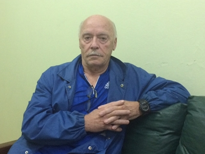 AL DORSO - Rodolfo Nario