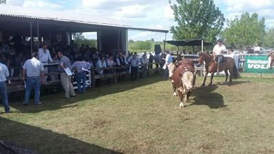 Mucho público acompañó el remate de Ñu Porá