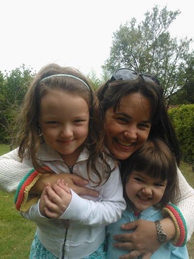 hijas de Silvia Arruabarrena 1