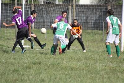 """El fútbol de la """"C"""" rumbo a la segunda rueda"""