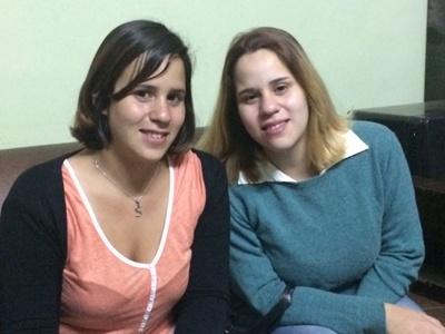 Alexandra y Casandra