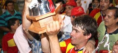 Domingo Volpi y la copa