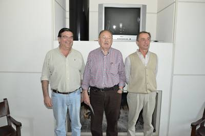 San Román, Bertsch y Correa