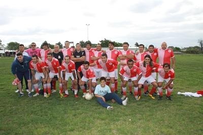 Deportivo Artigas Sénior campeón de la presente temporada
