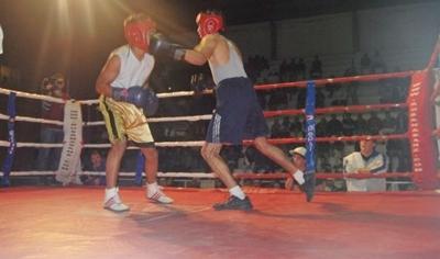 Buen boxeo amateur y profesional se  vivirá esta noche en Salto Uruguay