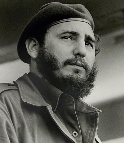 Fidel Castro recientemente fallecido a los 90 años