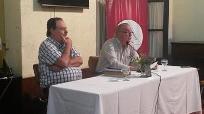 Leonardo Garet y George Ashby