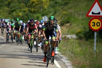 El ciclista uruguayo Anderson Maldonado estará presente en la Vuelta de Mendoza