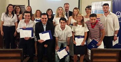 UCU - certificados a egresados del curso habilidades de coaching y liderazgo