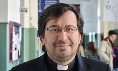 UCU nuevo rector - Julio Fernández