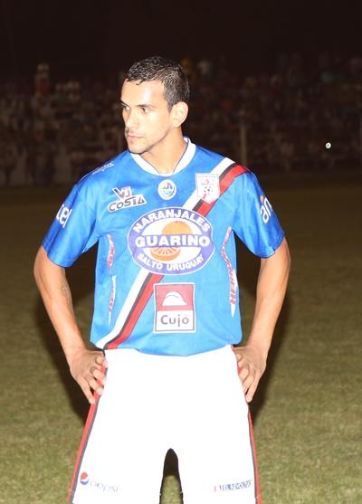 Federico Gómez. El defensa salteño dialogó con EL PUEBLO y expresó que el objetivo principal es poder ser campeónes nuevamente.