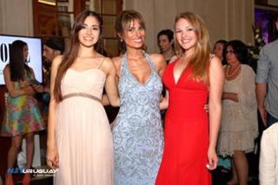 Ailen Cecilia, Fernanda Sosa y Carol Estela