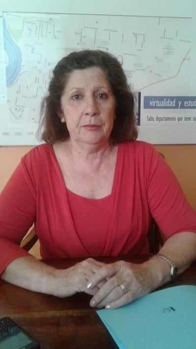 Elda Abarenque Insp. Dptal. de Educación Primaria
