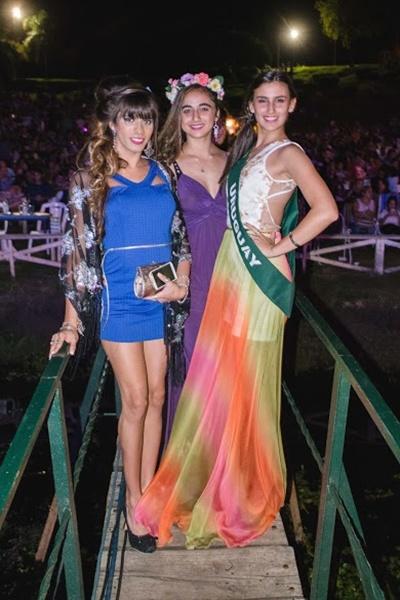 Florencia Stoll, Aldana Quiñones, Valeria Barrios