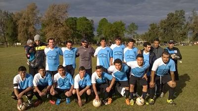 El Club A. El Tanque busca pasar a jugar en la Liga Salteña de Fútbol,  las gestiones vienen avanzadas.