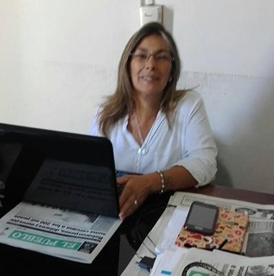 Graciela Baldassari alcaldesa interina