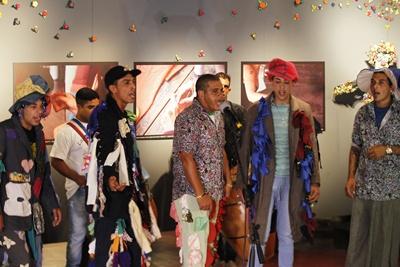 """Presentación del proyecto """"El Carnaval y sus artes"""""""