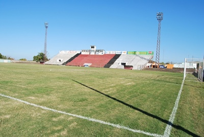 El Dickinson, el estadio de la liga