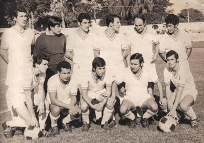 Paysandú: campeón 1971