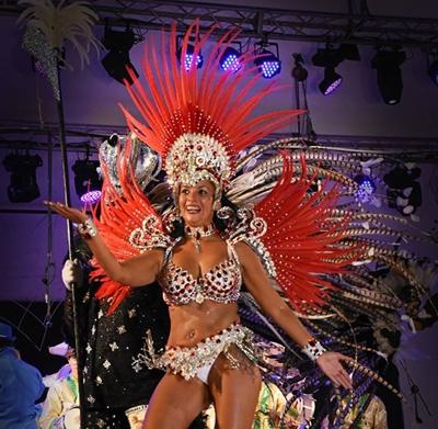 Uno de los atractivos del carnaval salteño