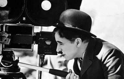 Charles Chaplin, cineasta