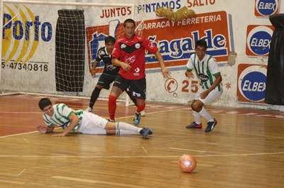 """Con tres partidos esta noche, en dos escenarios diferentes, se completa una nueva fecha del campeonato """"Salteño"""" de Fútbol Sala"""