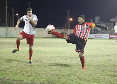 Sandro Aranda el veterano jugador pasó a River Plate