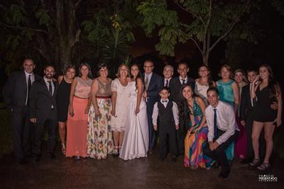 Mariana y la familia