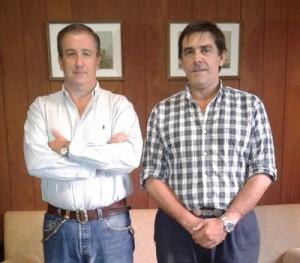 Alejandro Rovira y Álvaro Arrieta