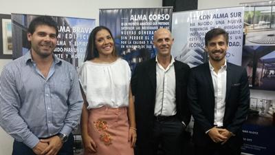 Pablo y Adela Meirelles - Luis Barrotti y Nicolas Guchowicki (2)