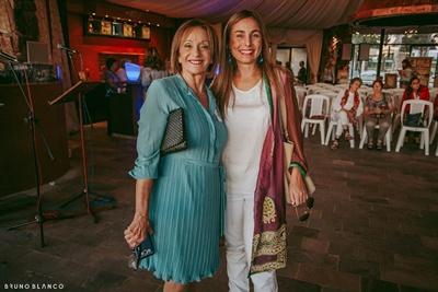 Organizadoras, Adela Soto y Andrea Zunini