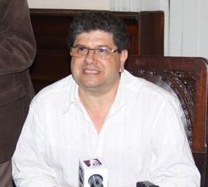 Presidente de la  Comisión de Turismo  del Centro Comercial  e Industrial de Salto,  Leonardo Boruchovas