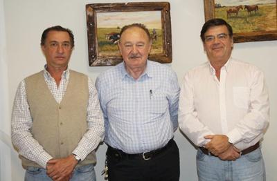 Correa, Bertsch y San Román